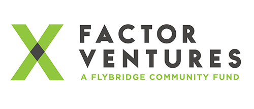X Factor Ventures A Flybridge Community Fund logo