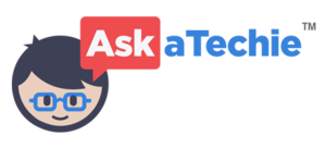 ask a techie logo