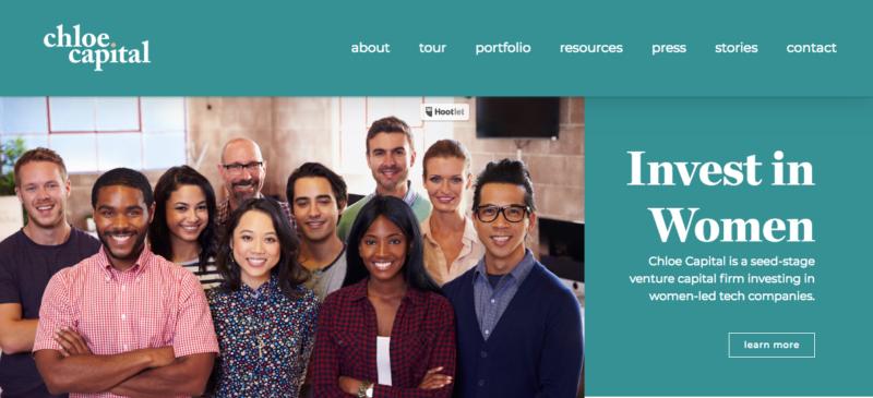 Chloe Capital's New Look | powered by Idea Kraft
