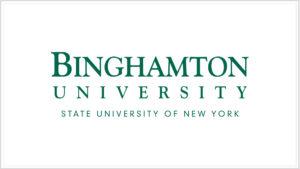 Binghamton Universit logo