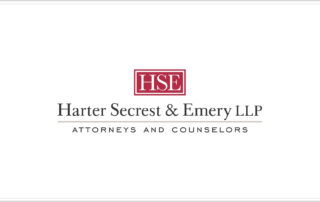 Harter Secrest and Emery LLP Attorneys and Counselors
