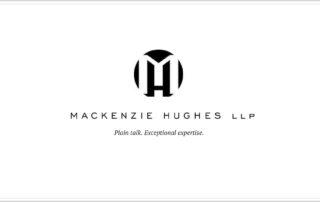 Mackenzie Hughes LLP Plain talk exceptional expertise logo