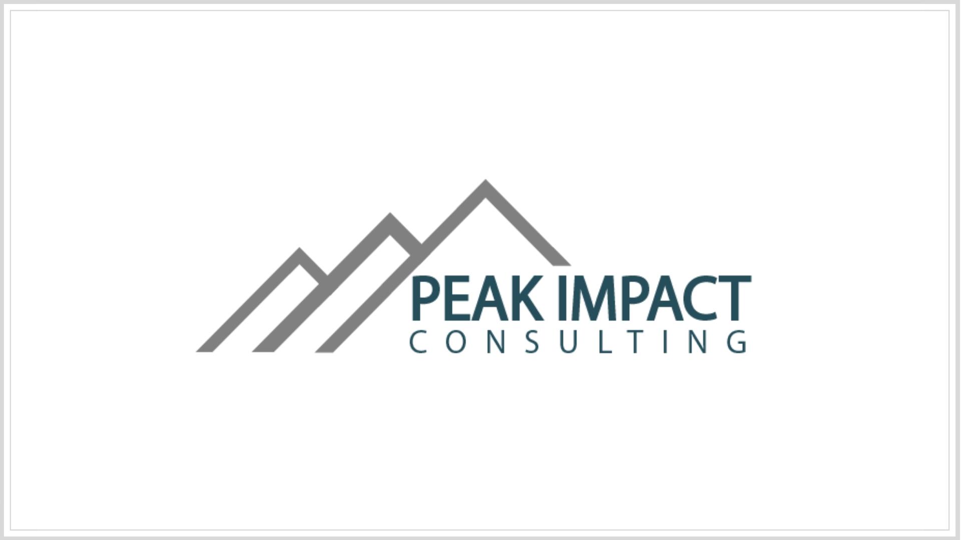 Peak Impact Consulting logo