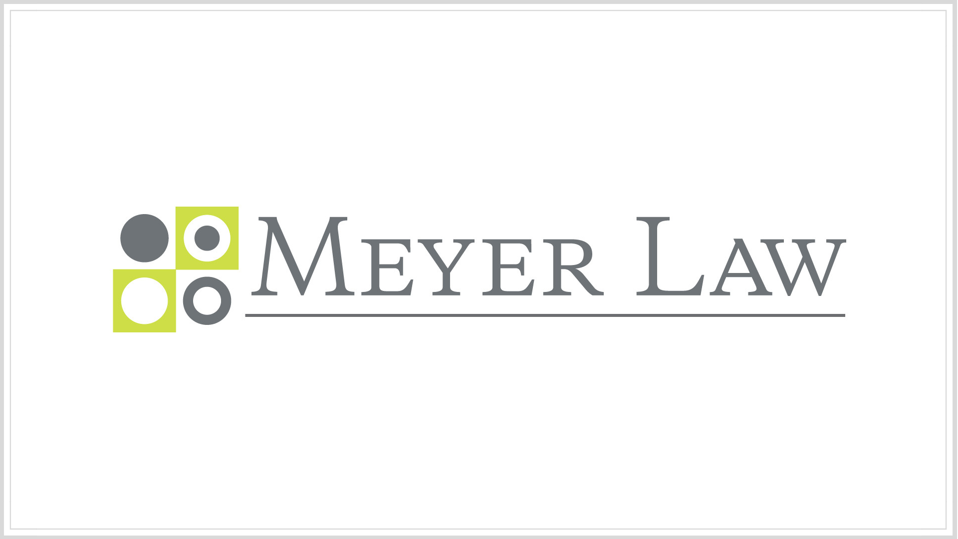 Meyer Law | Chloe Capital