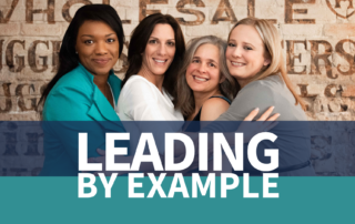 Leading by Example | Chloe Capital
