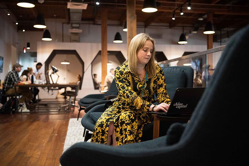 Administrative Assistant   Chloe Capital