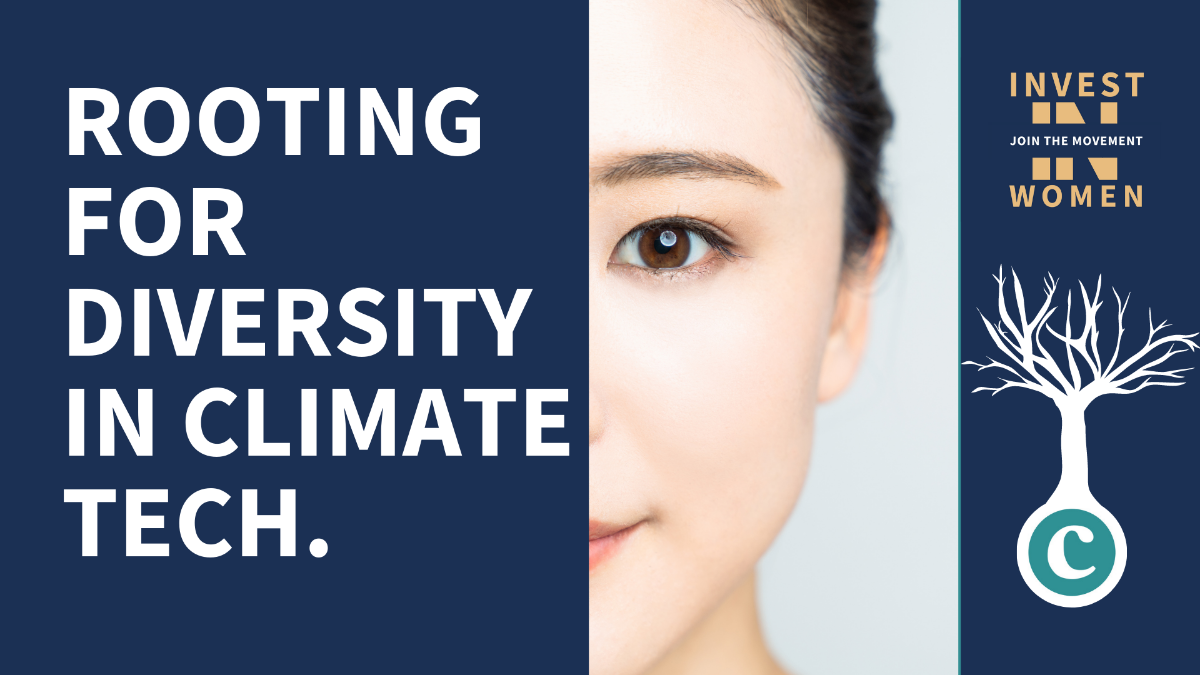 Diversity In ClimateTech | Chloe Capital
